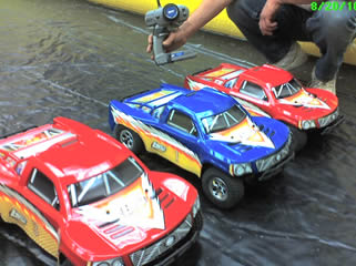 Losi Strike Prof. Cars