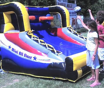 Mini All Star Basketball Game