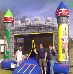 Crayon Moon Walk
